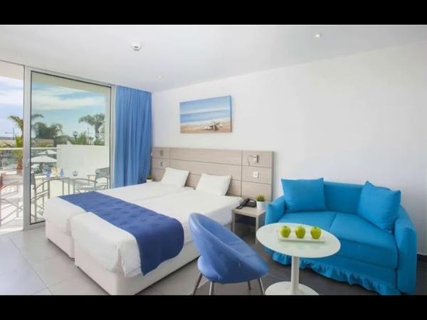 LIMANAKI BEACH HOTEL отель на Кипре для семьи