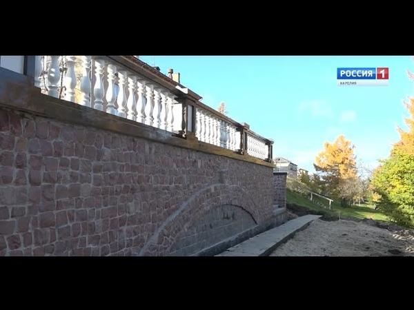 Жители Петрозаводска выберут семь общественных территорий для благоустройства в следующем году