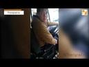 Тверской маршрутчик обматерил пассажиров