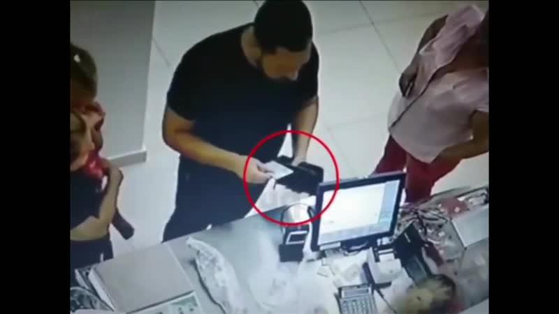 Обманул кассира на 2.000 рублей