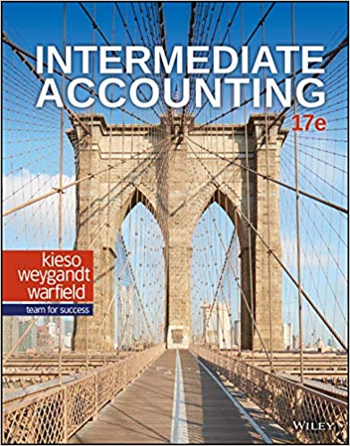 1119503663 Intermediate Accounting 17th Edition