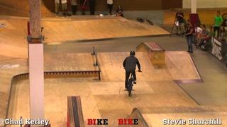 Vital BMX Game of BIKE: Stevie Churchill vs Chad Kerley