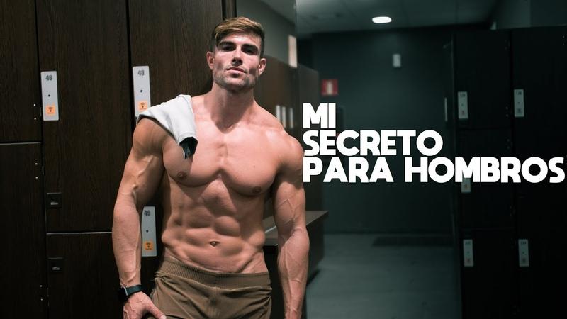 VLOG Entreno de HOMBROS y ABDOMINALES MARCADOS MarioHervas