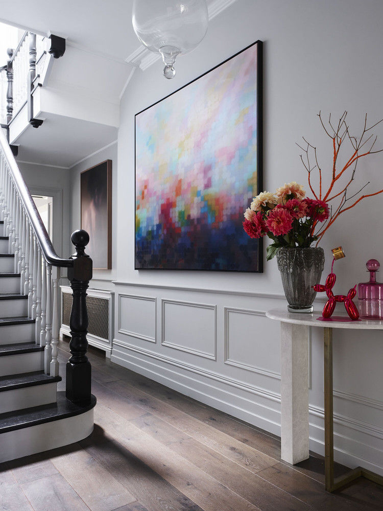 Art House: a Victorian house full of art, design and color