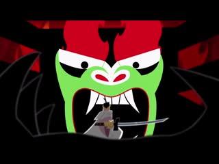 Samurai jack battle through time official announcement trailer