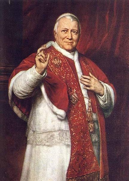 18 апреля 1870 года I Ватиканский собор принял догмат о непогрешимости Папы Римского.