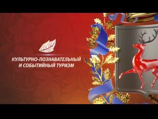 Нижегородский край. Культурно-познавательный и событийный туризм.