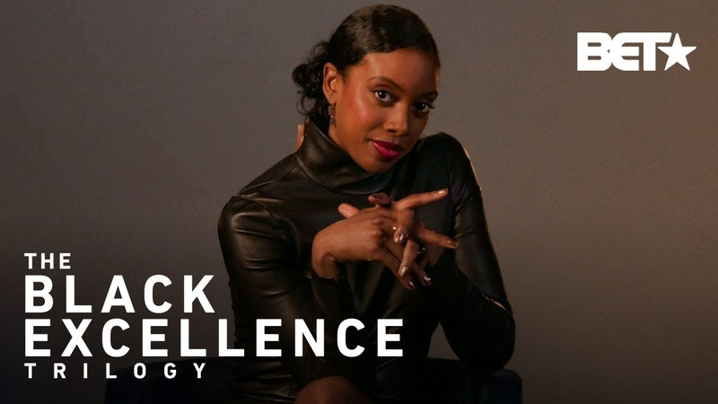 Condola Rashad Draws Inspiration From Hatshepsut, Her Mother Future Generations | Black Excellence