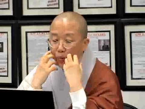 Meditation Colloquium Part 3 Korean Zen Tradition