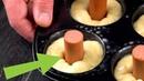 Минимум работы максимум вкуса 4 потрясающих рецепта сосиски в тесте