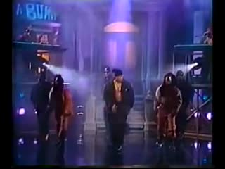 MC Hammer - Don't Stop (Live Arsenio Hall) with The Hines Bros.