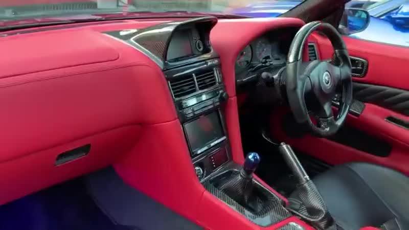 運転してて - 自分にしか見えない内装だけど - 拘る内装で見る運転景色は格別