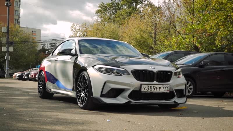 Bmw-life 🎥BMW M2 vs M2 competition