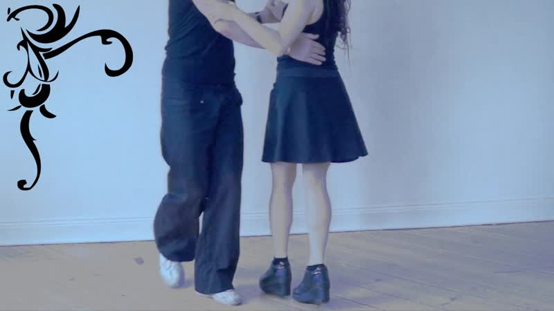 Rebote Cadera Element of Argentine Tango