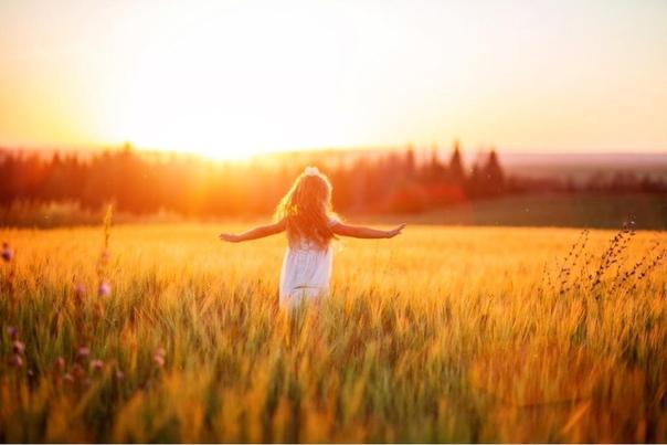 Тот, у кого в Душе светит Солнце, будет видеть Солнце даже в самый хмурый день