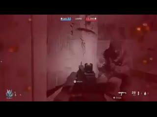 Bug: Different players views. Modern Warfare