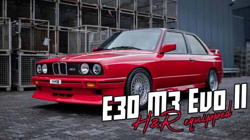 BMW E30 M3 EVOLUTION II ≡ HR