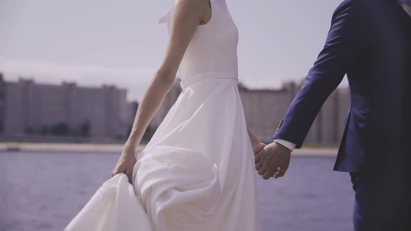 Свадебный ролик Антон и Елизавета