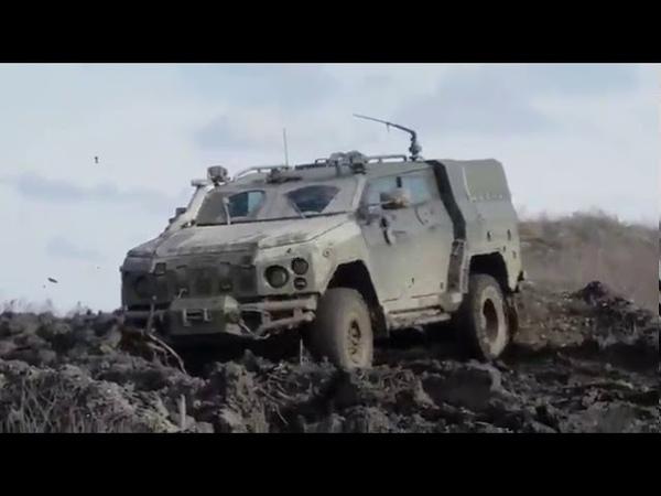 93 ОМБр Холодний Яр Відео, яке показує в яких важких умовах працюють водії, механіки на Донбасі