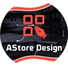 3D | 3Д визуализация ❏ AStore Design