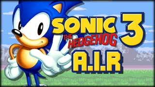 sonic 3 AIR 1 /Sonic 3 AIR walkground first path
