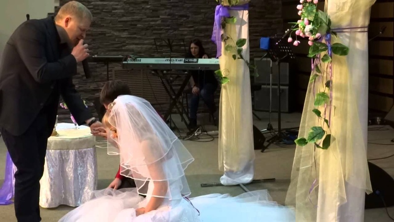 Венчание в протестанской церкви