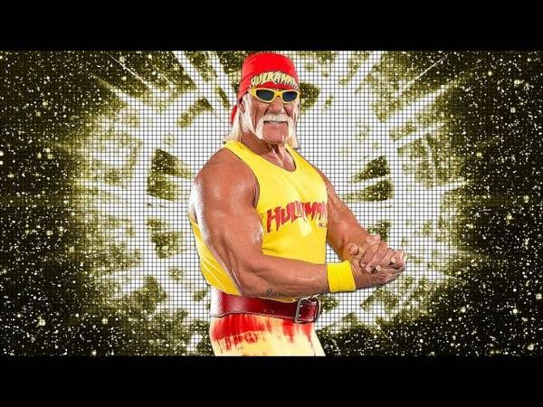 2014: Hulk Hogan 3rd WWE Theme Song - Real American [Full] [ᵀᴱᴼ ᴴᴰ]