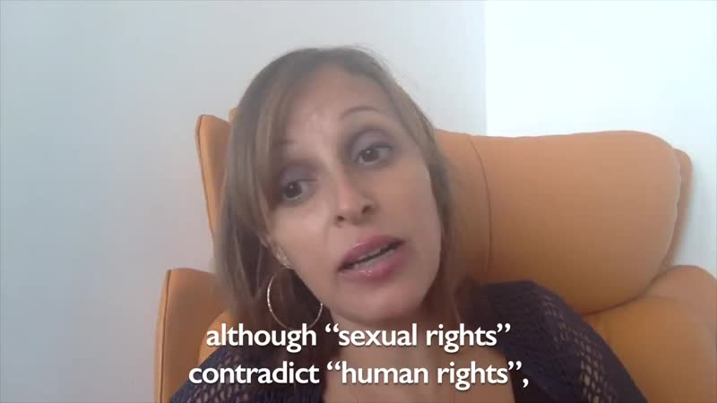 A. Bilheran - Sexual Rights Imposture (EN) - 30 03 2017