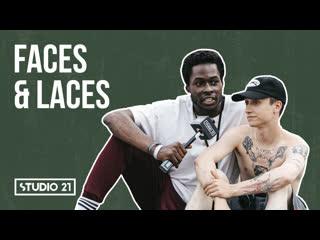 Faces&laces   studio 21
