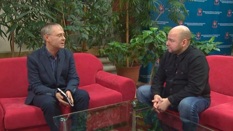 Наши интервью с Эльдаром Фараджевым, главным врачом Тазовской ЦРБ