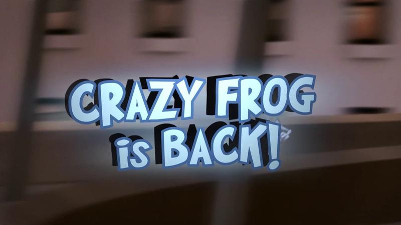 Crazy Frog Teaser For 2020