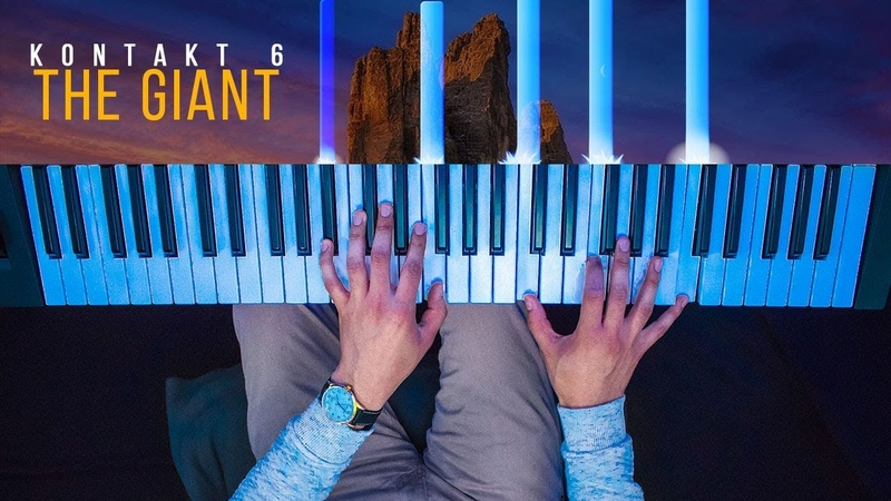[Kontakt 6] Cuerdas de Amor | Julio Melgar | Piano (The Giant)