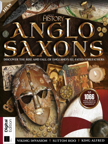 All About History Anglo Saxons Ed1 2019