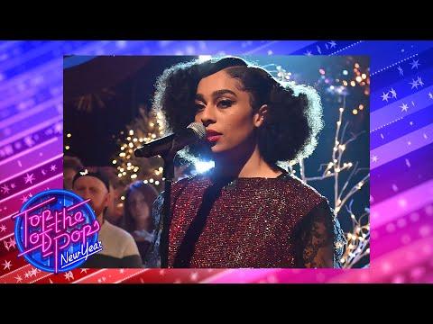 Celeste - Strange (Top of the Pops New Years 2019)