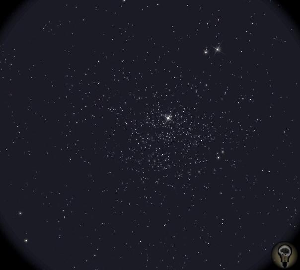 Как выглядит звездное небо в очень большой телескоп Перед вами зарисовки, которые позволят представить, что видно при наблюдении в очень большие телескопы вдали от городской засветки. Только для