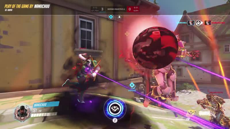 I accidentally Shadow Stepped right into the middle of the enemy team and landed a POTG LMAO pure luckkk