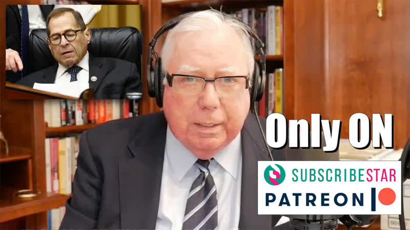 Dr Corsi Breaks Down the House Judiciary Impeachment Probe Today at 5pm