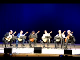 Открытие I Международного конкурса-фестиваля исполнителей на классической гитаре, посвященного Андресу Сеговии