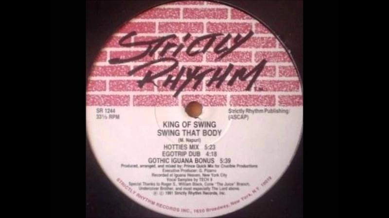 King Of Swing Swing That Body Hotties Mix