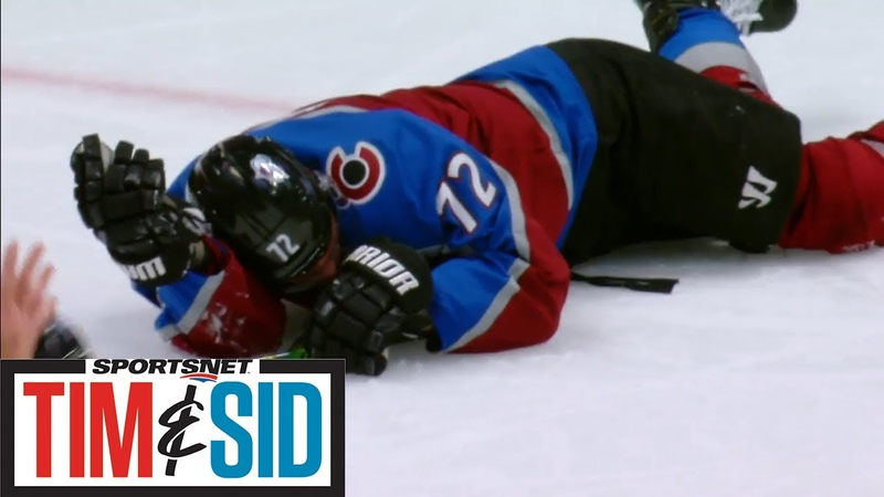 Brendan Lemieux To Be Suspended For Hit On Joonas Donskoi Once Season Resumes Tim and Sid