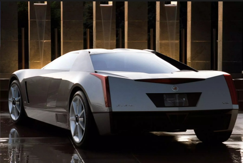 Cadillac Cien: красивый, быстрый, технологичный и почти серийный, изображение №8