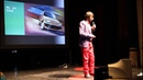 Becoming a car designer has been an act of love Luciano Bove TEDxCrocetta