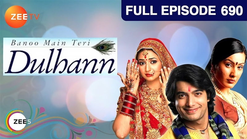 Banoo Main Teri Dulhann Hindi Serial Full Episode 690 Divyanka Sharad Malhotra Zee TV