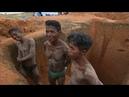 Les mines de saphirs de Madagascar