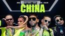 Anuel AA, Daddy Yankee, Karol G, Ozuna J Balvin - China (Video Oficial)
