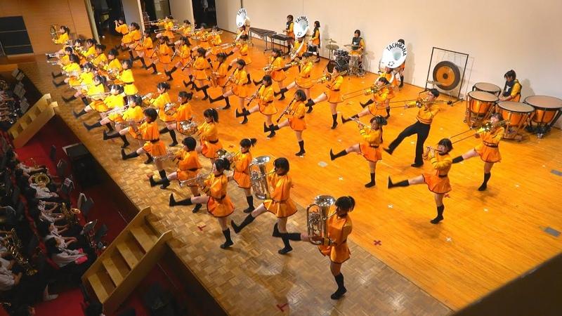 Sing Sing Sing Kyoto Tachibana SHS Band 京都橘高校吹奏楽部