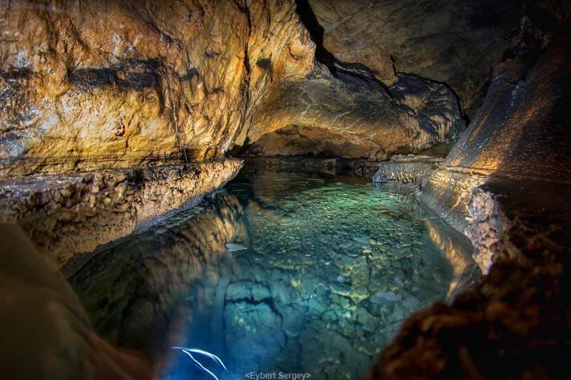дальнегорский район пещера лилия фото считать, что она