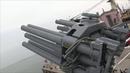 Росгвардия показала работу морской бригады, которая занимается охраной моста через Керченский пролив