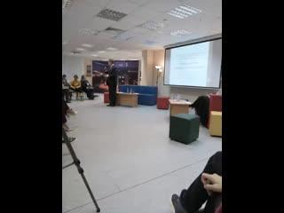 #неконфа2019Публичная лекция Чтение в системе социальных коммуникацийЮрий Черный