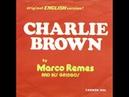 Charlie Brown Engels Marco Remes his Gringos Бельгия 1975 г